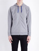 Paul Smith Contrast drawstring cotton-jersey hoody