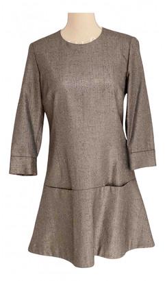 Lala Berlin Silver Polyester Dresses
