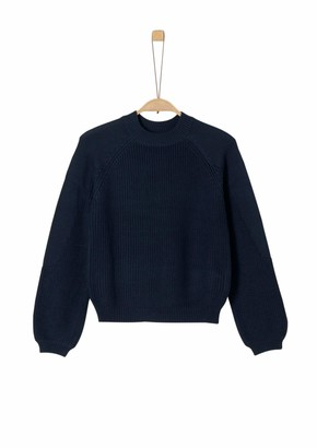 S'Oliver Girls' 66.909.61.2301 Sweater