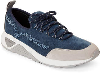 Diesel Cashmere Blue S-Kby Low-Top Sneakers