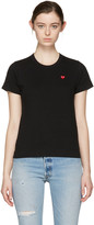 Comme des Garcons Black Small Heart T-shirt