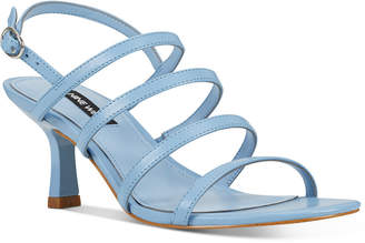 Nine West Smooth Strappy Sandals Women Shoes