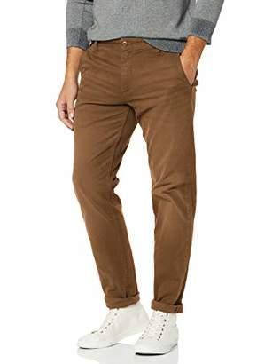 Dockers Seaworn Khaki Tapered Trouser,W34/L34 (Size 34)