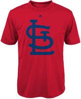 Majestic Boys' St. Louis Cardinals Hero Time T-Shirt