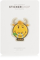 Anya Hindmarch Taurus zodiac small sticker
