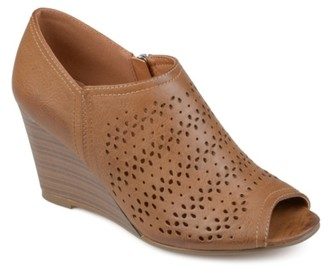 Journee Collection Britny Wedge Bootie