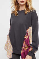 Free People She's Cute Pullover