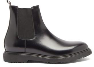Paul Smith Lambert Leather Chelsea Boots - Black