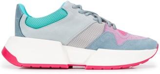 MM6 MAISON MARGIELA Colourblock Chunky Sneakers