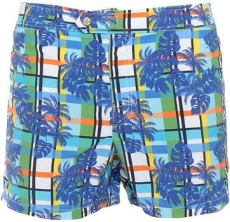 RODA AT THE BEACH Swim trunks