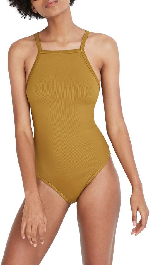 a39d47849d1 Madewell One Piece Swimsuits - ShopStyle