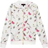 Juicy Couture Cozy Fleece Juicy Doodles Jacket