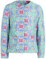 Benetton Faux leather jacket multicoloured