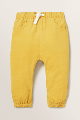 Seed Heritage Bear Pocket Corduroy Pant