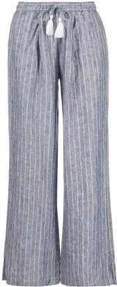 Gold Hawk Relaxed Pyjama Pants