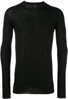 Rick Owens crew neck jumper - men - Cotton - M