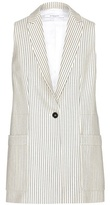 Givenchy Cotton And Wool Waistcoat