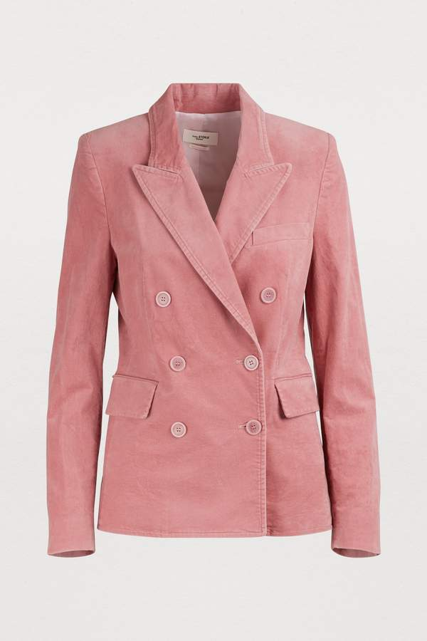 Etoile Isabel Marant Asley cotton jacket