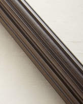 Horchow 8'L Fluted Wood Drapery Rod