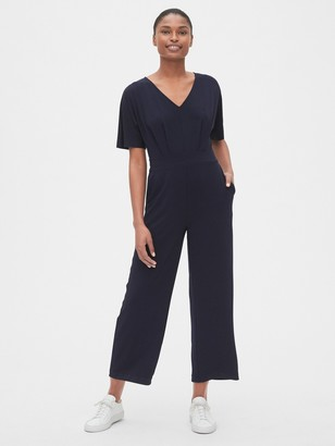 Gap Kimono Sleeve Wide-Leg Jumpsuit