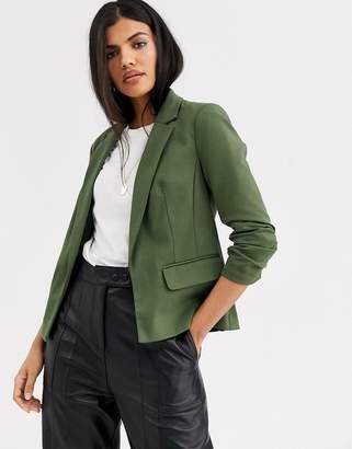 Miss Selfridge blazer-Green