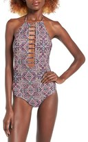 Volcom Women's Sea La Vie One-Piece Swimsuit