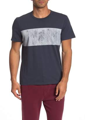 Jason Scott Distressed Crew Neck T-Shirt