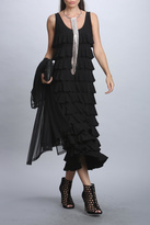 IC Collection Multi Layered Dress