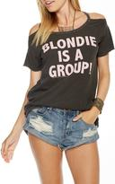 Chaser Blondie Is a Group Tee