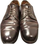 Alden Brown Leather Lace ups