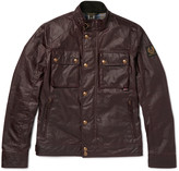 Belstaff - Racemaster Slim-fit Waxed-cotton Jacket
