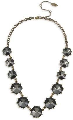 Miriam Haskell Rivoli Frontal Necklace