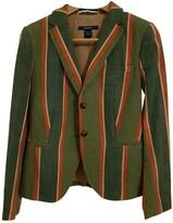 Gant Green Cotton Jacket for Women