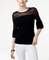 INC International Concepts Illusion Sweater, Only at Macy's