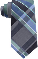 Michael Kors Men's Plaid Silk Tie