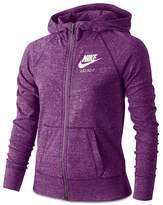 Nike Girls' Vintage Jersey Hoodie - Big Kid