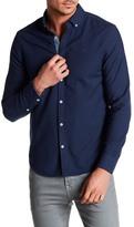 Original Penguin Oxford Long Sleeve Regular Fit Shirt