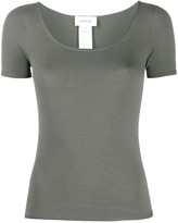 Lemaire scoop neck T-shirt