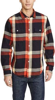 Mens Flannel Nightshirt Shopstyle