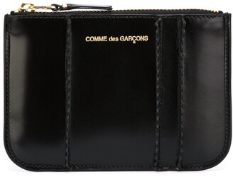 Comme des Garcons 'Raised Spike' coin purse