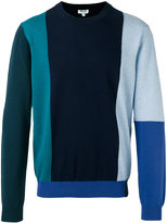 Kenzo crew neck jumper - men - Cashmere/Wool - S