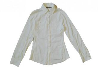 Converse White Cotton Top for Women