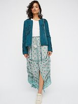 Spell & The Gypsy Collective Kombi Buttondown Maxi Skirt