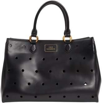 Lulu Guinness Black Leather Handbags