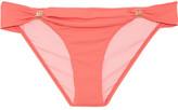 Melissa Odabash Grenada Bikini Briefs - Coral