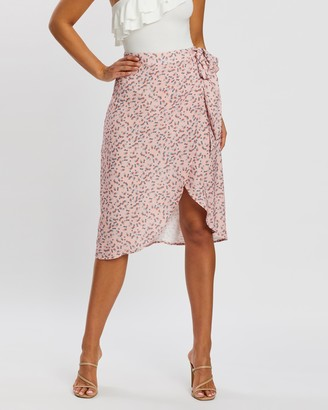 Atmos & Here Lola Wrap Skirt