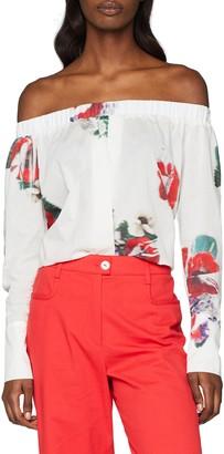 Cacharel Women's 18EFP Long-Sleeved Top