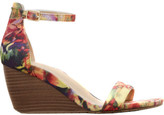 Kenneth Cole Reaction Women's Cake Icing Wedge Sandal