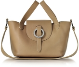 Meli-Melo Light Tan Rose Thela Mini Cross Body Bag