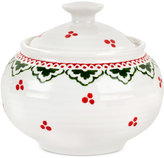 Portmeirion Sophie Conran Christmas Covered Sugar Bowl